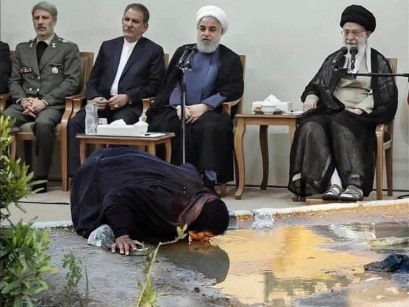 خوزستان، نمایشگاه شکست رژیم خمینیگرا