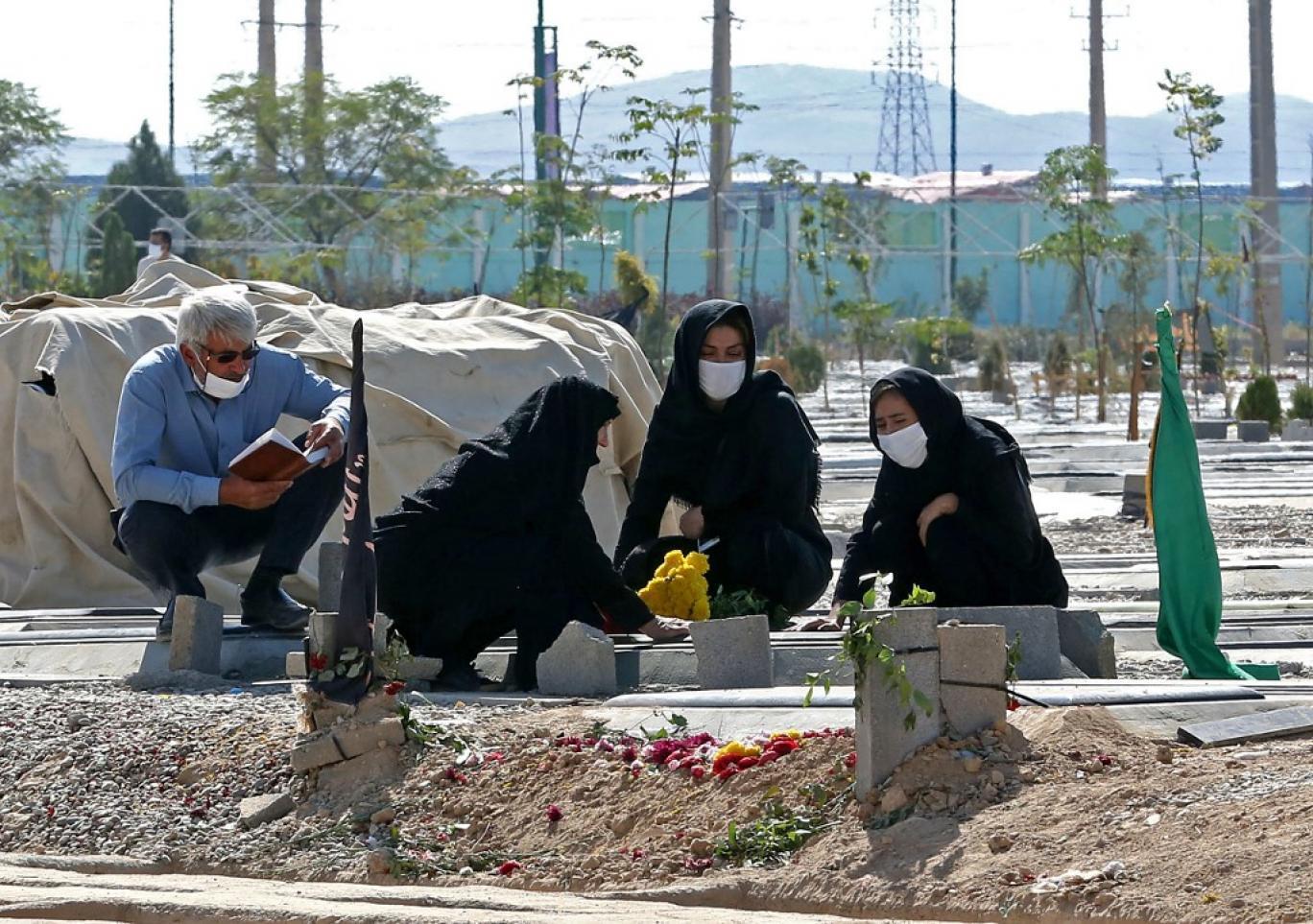 داغ ماندگار بحران شیوع کرونا بر پیکر ایران