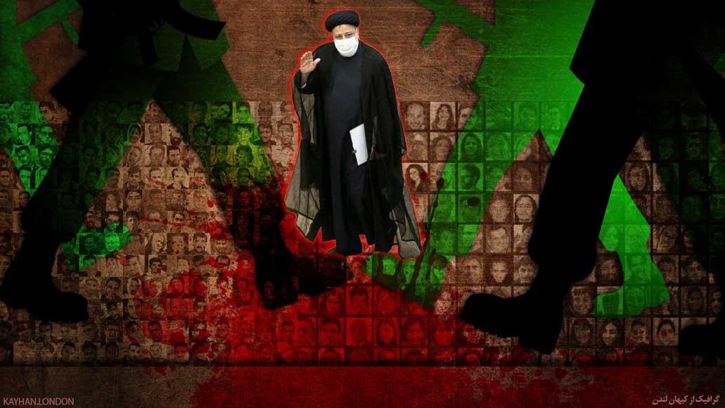 دولت قاضی مرگ و سپاهیان پاسدار؛ پردهی آخر نظام برای سرکوب مردمی که آن را نمیخواهند