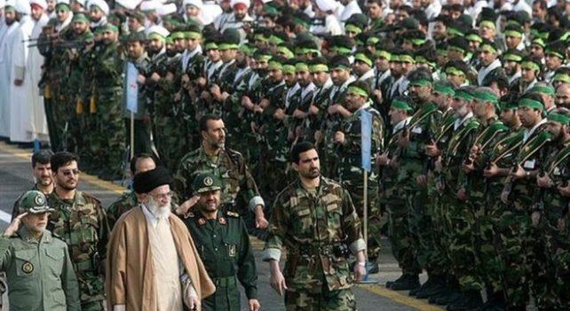 فتح سنگر به سنگر ایران توسط سپاه پاسداران