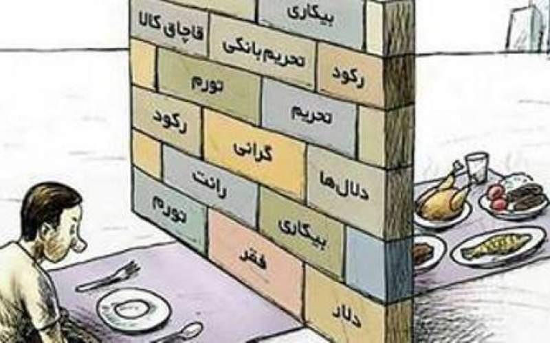 مسعود دانشمند اقتصاددان: بله آقای روحانی مردم زندهاند اما چگونه؟!