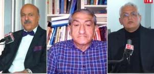 ایران در برزخ جنگ و فروپاشی و گذار به دموکراسی