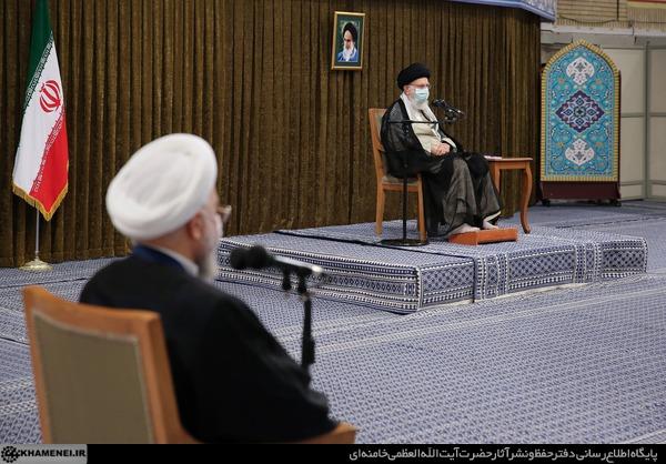 روحانی دیر آمد و زود رفت شام آخرِ دولت با آقا