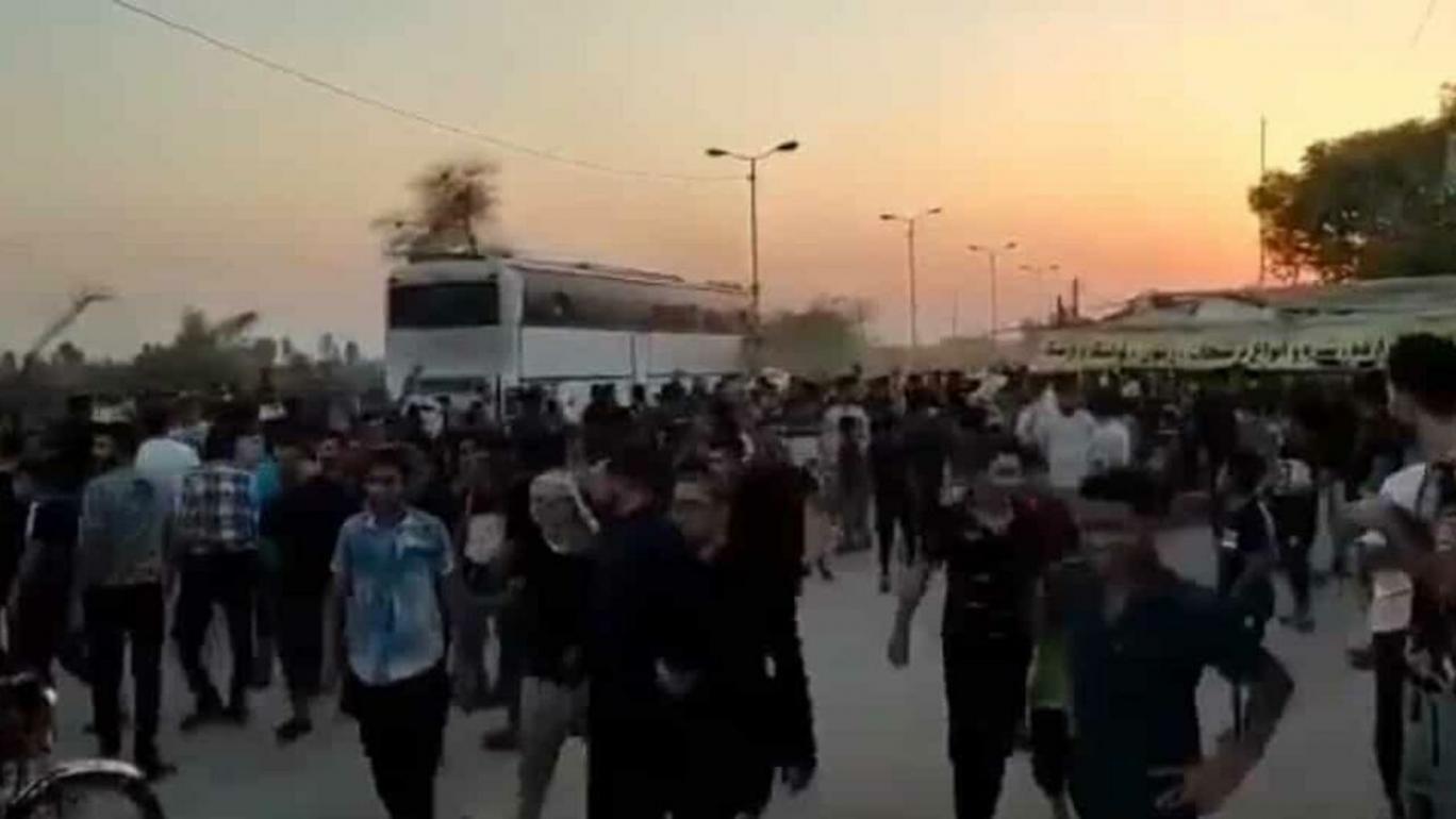 مقایسه اعتراضهای تیرماه ۱۴۰۰ خوزستان با دی ۱۳۹۶ و آبان ۱۳۹۸