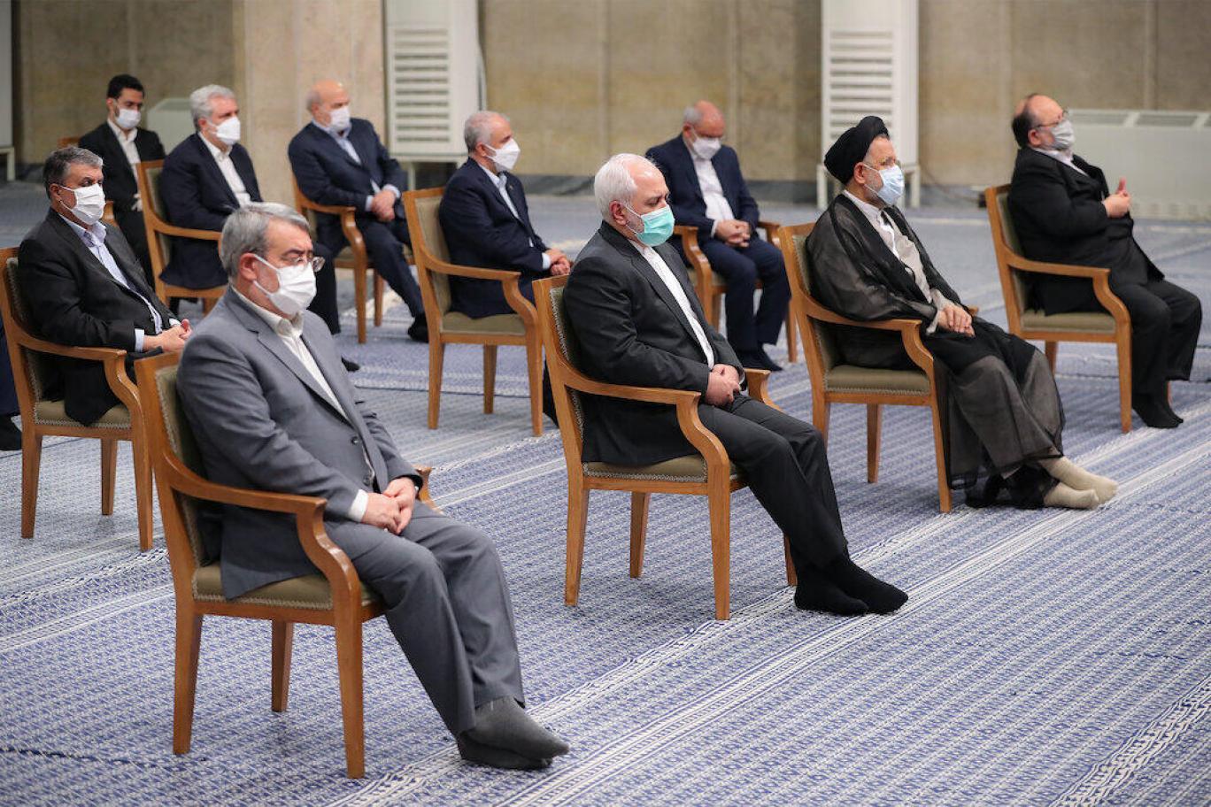 جمهوری اسلامی و «شاهدان» بیاختیار