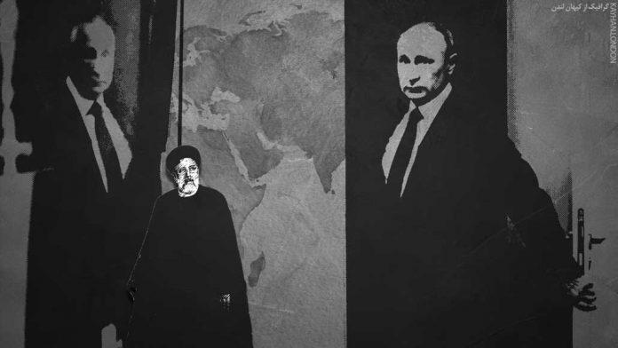 پس از ایرانفروشی ۲۵ساله به چین، حالا قرارداد ۲۰ساله با روسیه